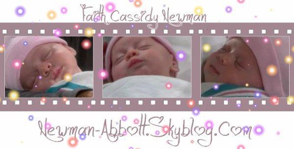 Famille Newman Faith Cassidy Newman