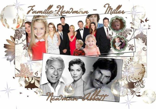 Famille Newman - Miller