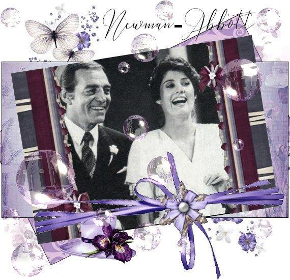 Famille Abbott Mariage de John et Jill (1982 / 1986 )