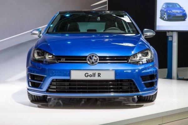 Nouvelle golf 7 R 300 ch