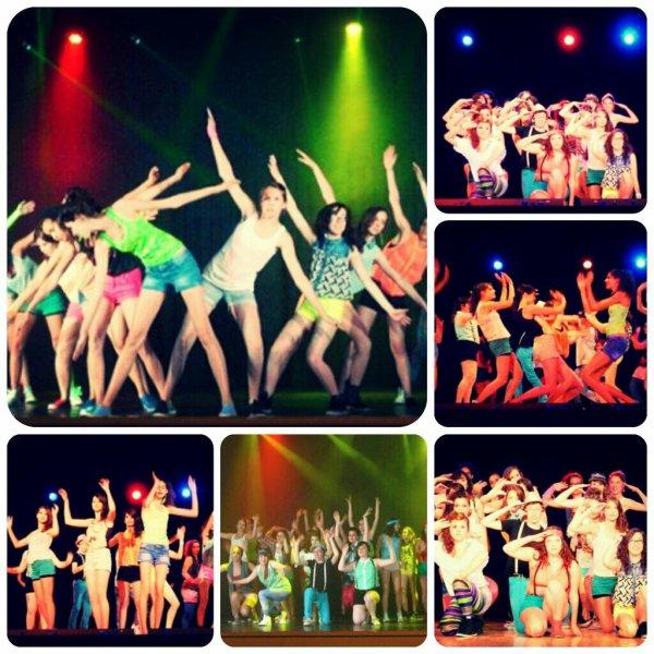 La danse ... Une passion