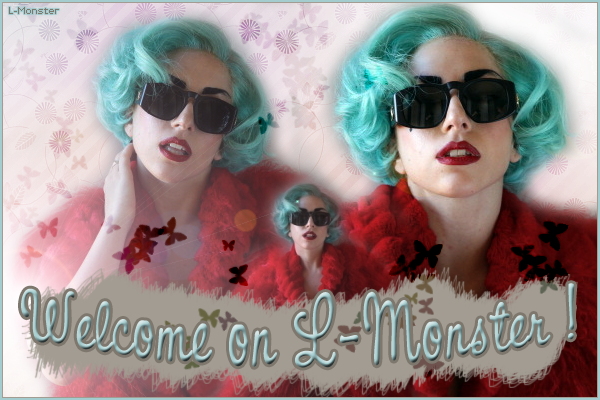♦  Welcome Little Monsters ♦