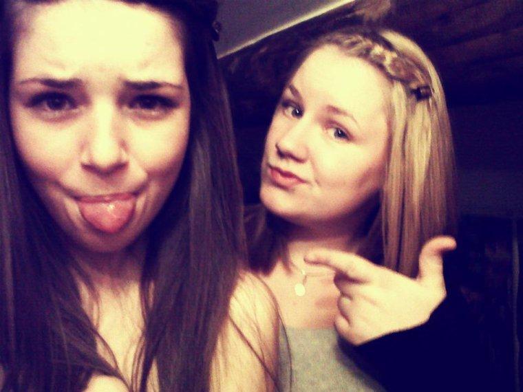 J'aime ma cousine.♥