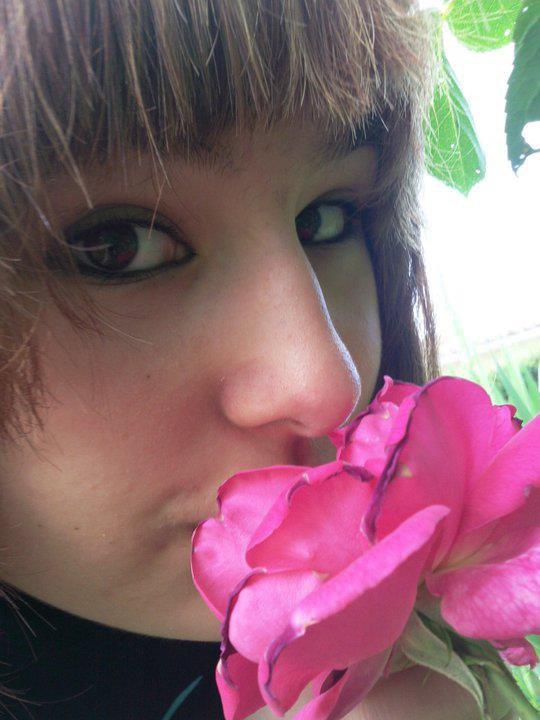 Fleur de tes pensées.