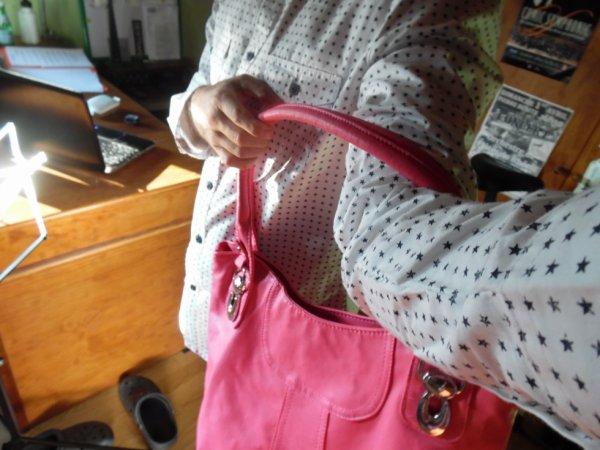 mon nouveau sac à main
