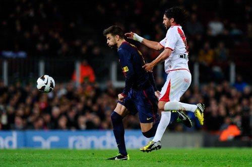 Barcelona 3:1 ราโย บาเยกาโน่
