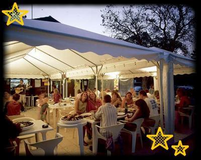 .Le bar - restaurant