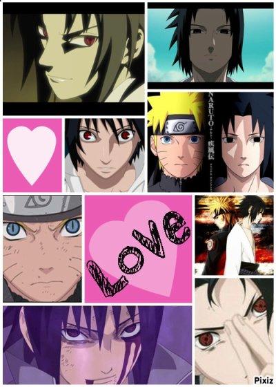 love love naruto !