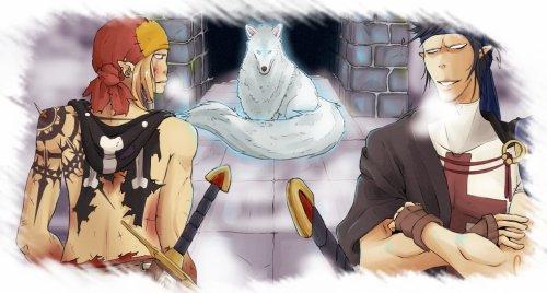 L'histoire des Frozen Tears - Prologue