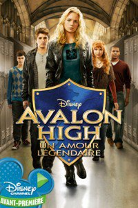 avalon high un amour légendaire