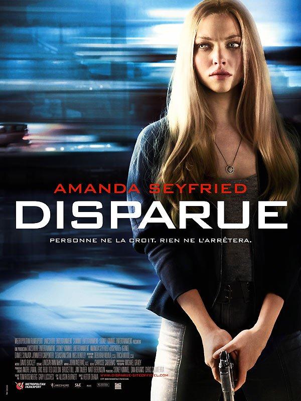 Disparue (2012)