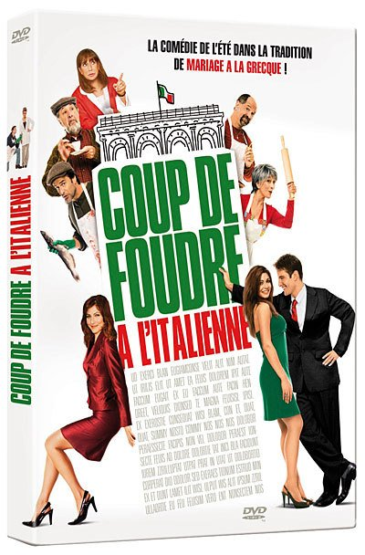 Coup de foure à l'Italienne (Everybody want to be Italian)