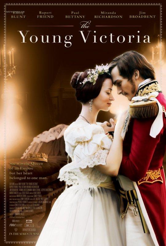 Victoria : Les jeunes années d'une Reine (2009)
