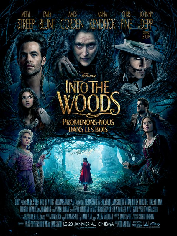 Into the woods : Promenons nousdans les bois