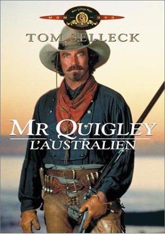 Monsieur Quigley,  L'Australien
