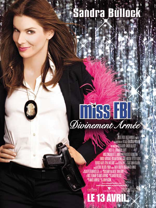Miss FBI: Divinement armée