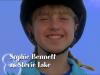 Article 195 :} Justine dans le Rôle de Stevie Lake <3