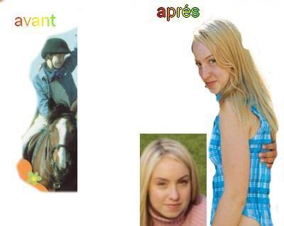 Article 205 :} Photos pour -} GrandGalopBlog (Lisa), pour qu'Elle Me fasse un Montage <3