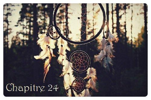Chapitre 24: Le rêve
