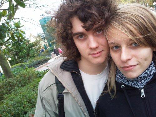 MéélAan²iie &ei Ugo ♥ Un an et quatre mois