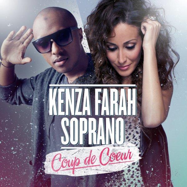 Kenza Farah feat. Soprano - Coup de coeur  (2012)