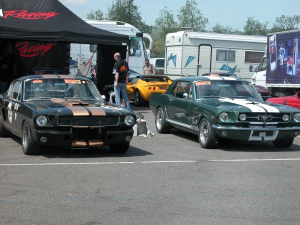 WE CLASSIC DAYS MAGNY COURS
