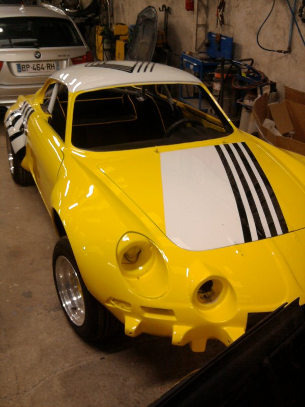 RESTAURATION ALPINE A110