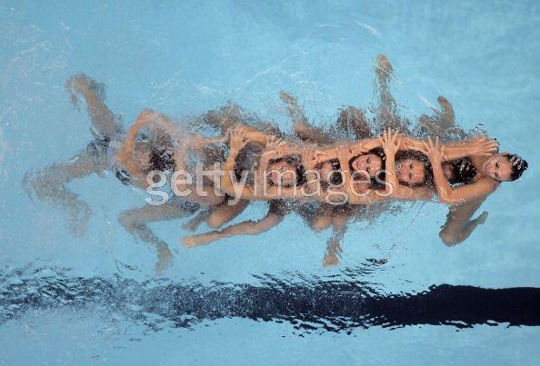14th FINA World Championships Shanghai 2011