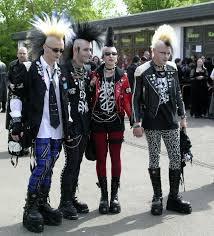CONTRE  la discrimination envers les rockeurs/ses metalleux/ses punks