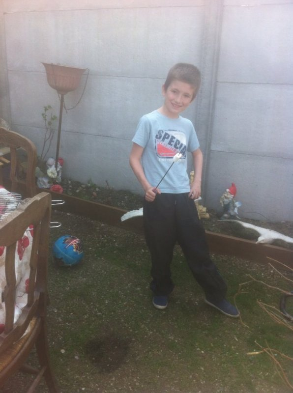 mon fils bientot 10 ans