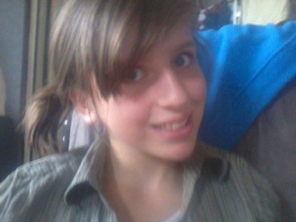 ma fille de 13 ans