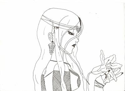 Dessin source 7 gothique dessins et concours - Dessin gothique ...