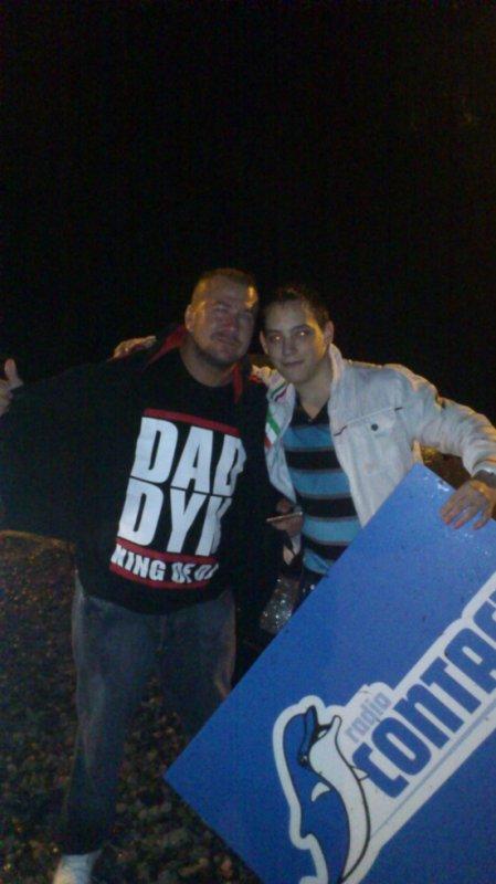 Avec Dj Daddy K