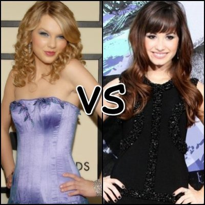 Taylor Swift vs Demi Lovato