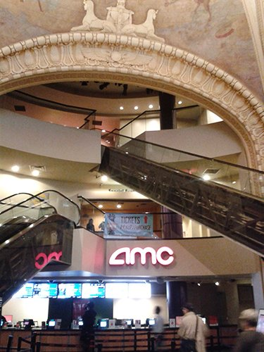 Cinéma à NY