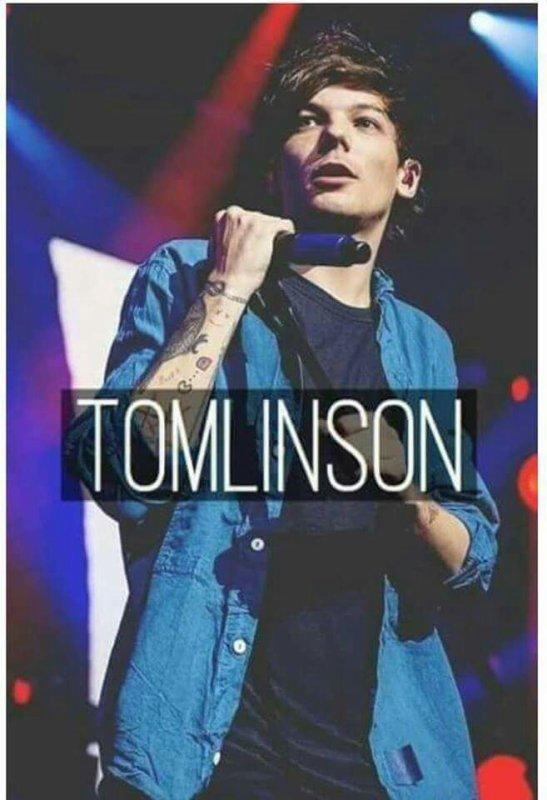 Louis Tomlinson.