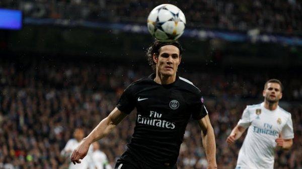 Photos du match Réal Madrid contre Paris Saint Germain