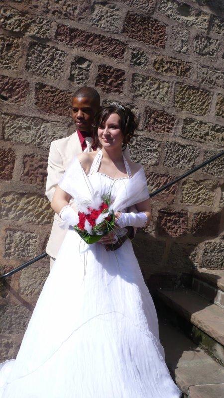 Notre mariage & bapteme de notre princesse