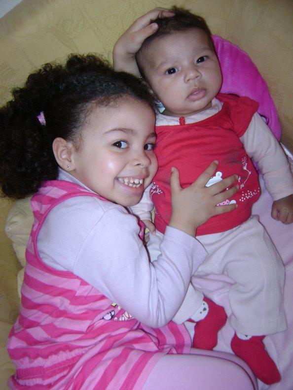 mes 2 beautes d'amour