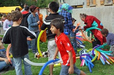 Vive la Fête des enfants CADA  Porrentruy