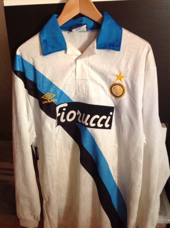 Maillot Inter Uefa