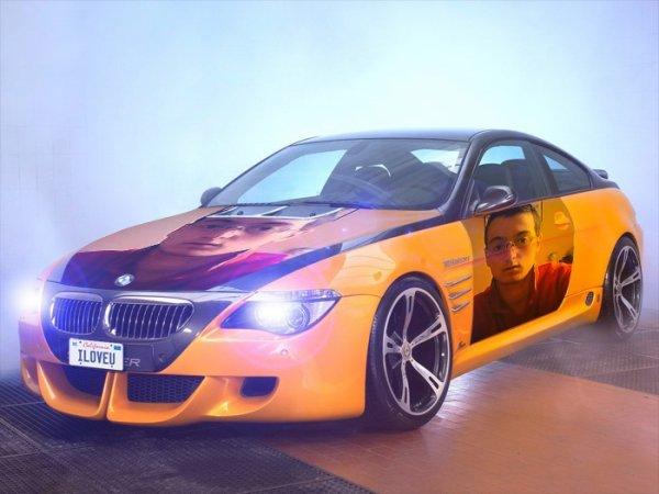 Dav's car