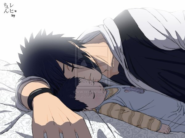 sasu and his son