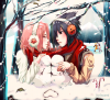 Sasuke + Sakura NOËL