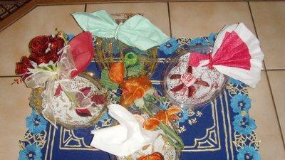 boite de gateau pour les invits - Boites Gateaux Orientaux Pour Mariage