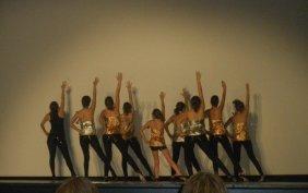 La Danse c'est : de la rigueur ,de la souplesse , de la maîtrise , de la technique ,de la souffrance , de l'émotion , de l'expression mais c'est aussi que du  B0NHEURE