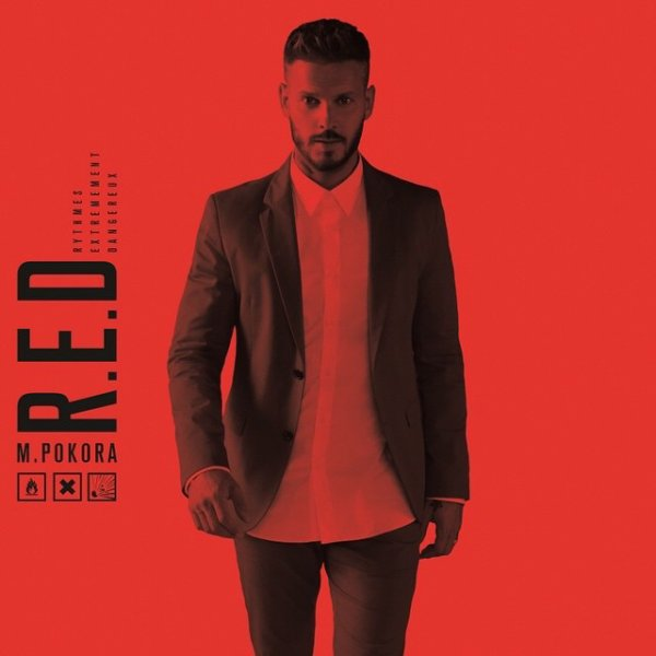 Jour J! On y est R.E.D est dans les bacs! #R.E.D #albumR.E.D #R.E.Ddanslesbacs