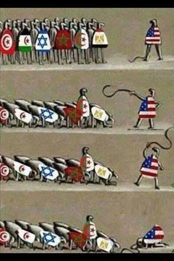 Les algerien Se prosterne slmnt devan Dieu Héé Wai