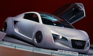 la plus belle voiture du monde mais futuriste scarface57. Black Bedroom Furniture Sets. Home Design Ideas