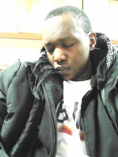 Jr Black Gucci Bandana